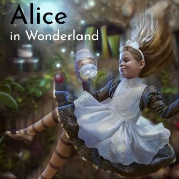 Image showing Alice in Wonderland