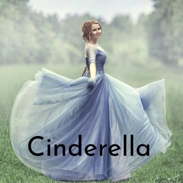 Image showing Cinderella